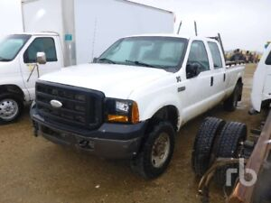 2007 Ford F250 5.4 parts truck $1500.