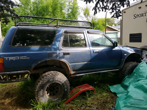 1991 toyota 4runner not running