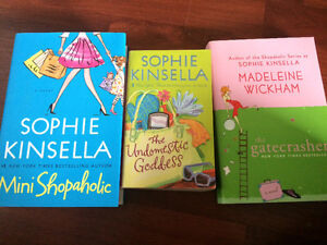 Sophie Kinsella Books and More