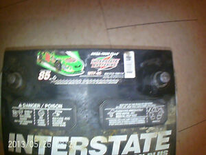 NEWER interstate batterie for sale for 4x4 truck