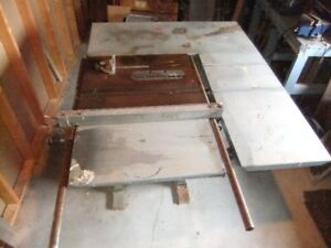 Table  (ITC)  Saw 10 inch