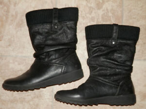 7 pairs of good winter boots
