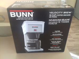 Brand New Bunn Coffee Brewer