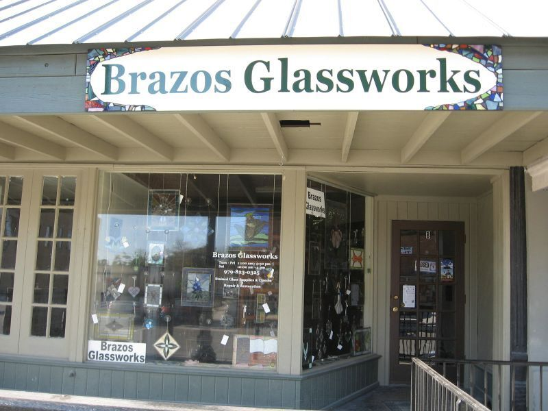Brazos Glassworks and More