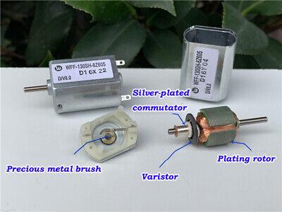 FF-130SH DC 3V~24V 6V 12V 5400RPM Metal Brush Mini 130 Motor for Toy Hobby Model