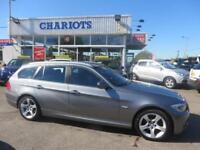 2012 BMW 3 Series 2.0 318d Exclusive Touring 5dr