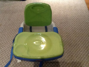 Booster seat with tray Kingston Kingston Area image 2