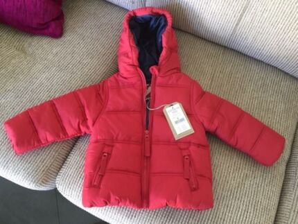 Brand New puffer jacket   Cotton On brand   Size 2 Miami Gold Coast South Preview