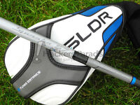 SLDR driver, with wrench and head cover -NEVER USED-
