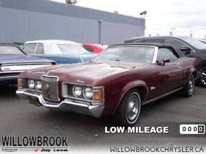 1972 Mercury COUGAR   - Low Mileage