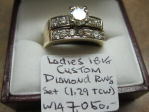 HUGE ESTATE JEWELLERY AUCTION & MORE..  SUNDAY SEPT.23 AT DODDS