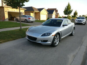 RX-8 Mazda project/parts car 2006 auto