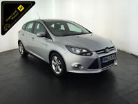2012 62 FORD FOCUS ZETEC TDCI 1 OWNER SERVICE HISTORY FINANCE PX WELCOME