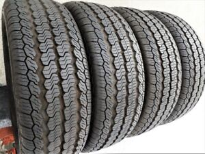 Continental Vanco Four Season Neuf 235/65R16C 121/119R 10 Plies