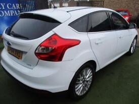 2014 Ford Focus 1.0 SCTi EcoBoost Zetec 5dr