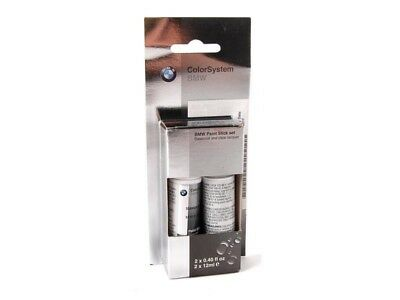 Genuine BMW Touch Up Paint Code A89 Imperial Blue Metallic