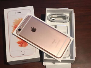 iPhone 6s Rose Gold 128GB *Mint Condition* UNLOCKED - NO DAMAGE