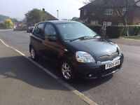 2005 Toyota Yaris 1.3 Colour Collection *5dr* *Low Miles* *FSH*