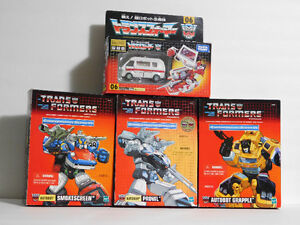 G1 Transformers Commemorative Series Reissue MISB $90 OBO