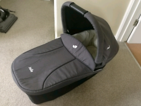 Joie carry cot for pram