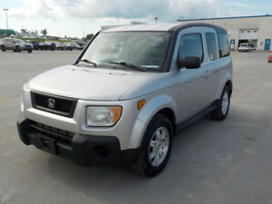 2006 Honda Element (EX-P, AWD) - Price Just Reduced!