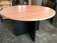 "Beautiful 48"" Round Table"