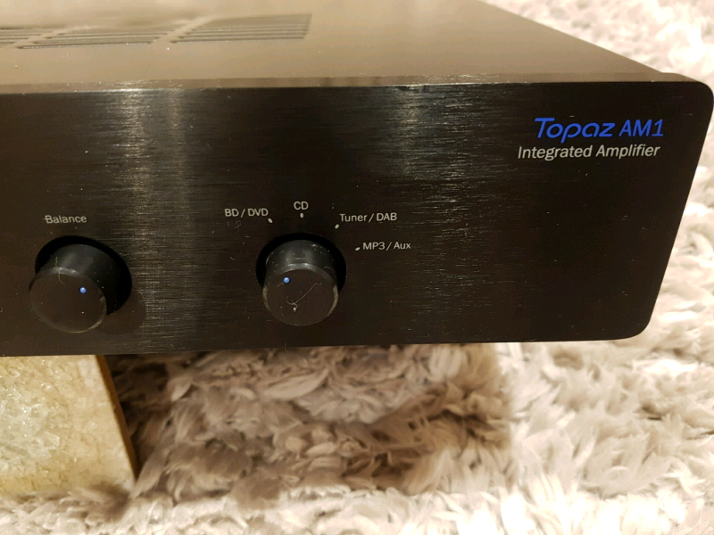 Cambridge Audio Topaz AM1 - amplifier | in Chippenham, Wiltshire | Gumtree