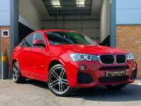 2018 BMW X4 XDrive20d M Sport 2.0 5dr Auto Coupe Diesel Automatic