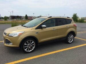 2014 Ford Escape Camionnette