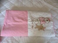 Cot Bed Quilt