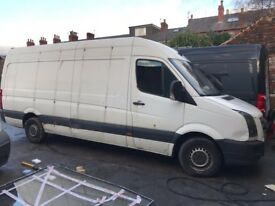 Vw Crafter 2.5 Tdi breaking for parts