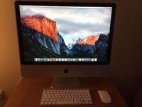 """Apple iMac 24"""" OS X El Capitan"""