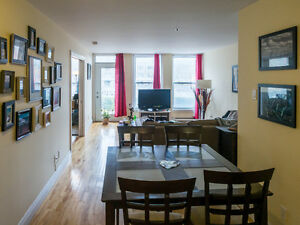 LEASE TRANSFER 2 Bed, Plateau, Mar/Apr/May 1, Metro Sherbrooke