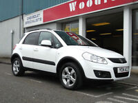 2014 SUZUKI SX4 4X4 SZ5 1.6 5 DOOR,UPTO 5 YEARS 0% FINANCE AVAILABLE