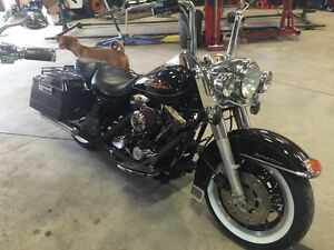 1998 Harley Road King