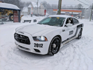 Dodge Charger Police Pack