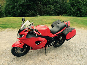 Sell my motorcycle = happy wife = happy life!