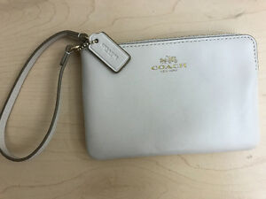 Authentic Coach Wristlet- Brand New!