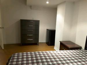 I  Bedroom in Basement  (Ajax )