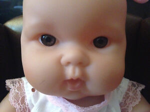 "BERENGUER (J C TOYS) Lots To Love Baby 14"" Pink London Ontario image 3"