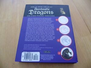 HOW TO DRAW DRAGONS AND OTHER FANTASY CREATURES Windsor Region Ontario image 3