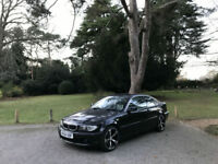 2004 BMW 320 2.2 Auto Ci SE 2 Door Coupe Black