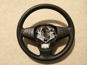 BMW E70 X5 heated steering wheel with airbag cover