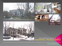 ARCHITECTE A VOTRE SERVICE – plans de construction