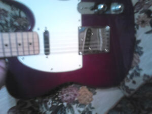 Fender Telecaster MIM with gig bag in excellent condition