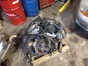 BMW X5 4.4 Engine E53 V8 Full Engine