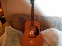 Fender Squier acoustic