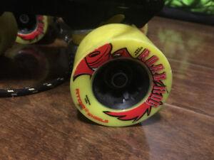 Road hog derby wheels