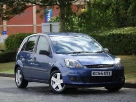 Ford Fiesta 1.4 2006 Zetec Climate +11 SERVICE STAMPS +2 LADY OWNERS +WARRANTY
