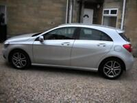 2014 MERCEDES BENZ A CLASS A180 CDI BlueEFFICIENCY Sport